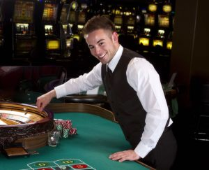 Casino dealer job - Croupier